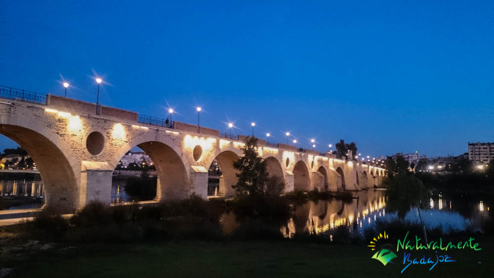 Badajoz, Río Guadiana
