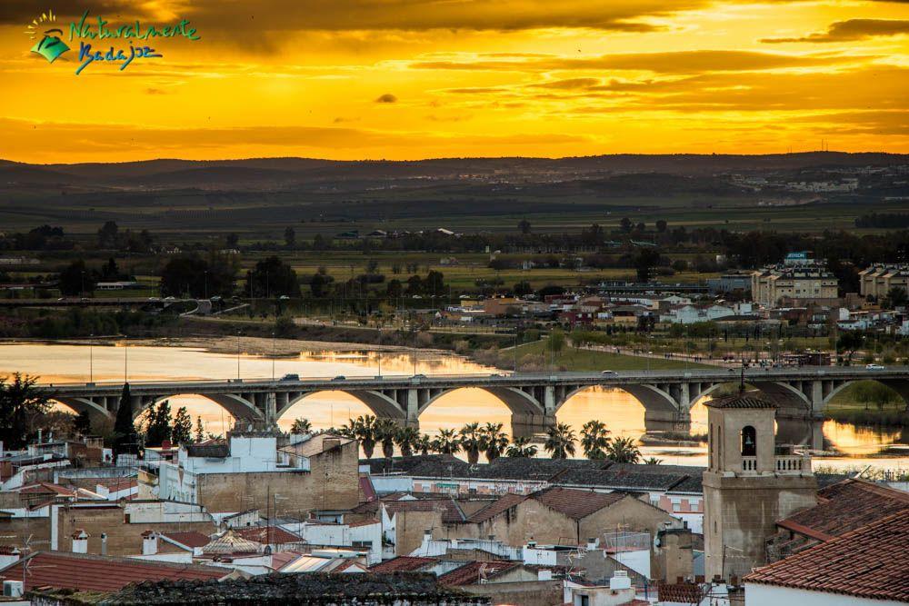 Río Guadiana, Badajoz, Extremadura