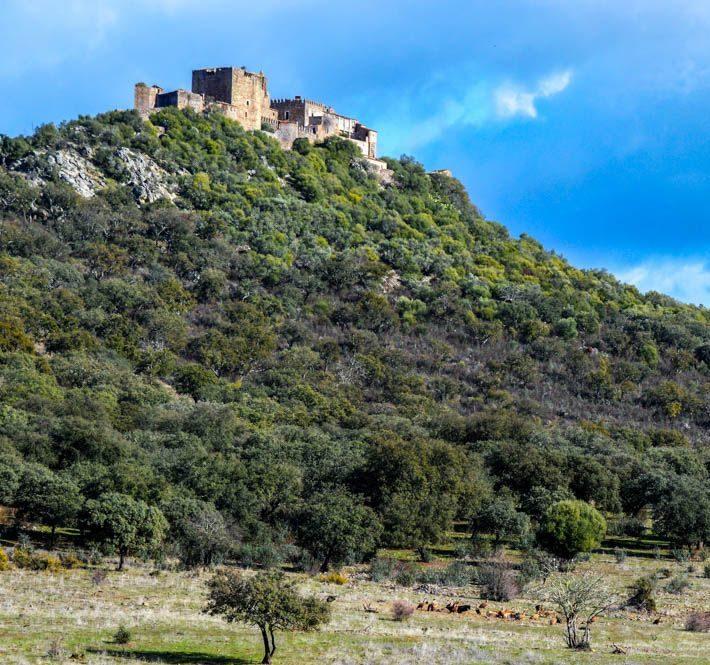 Turismo rural Extremadura, Badajoz