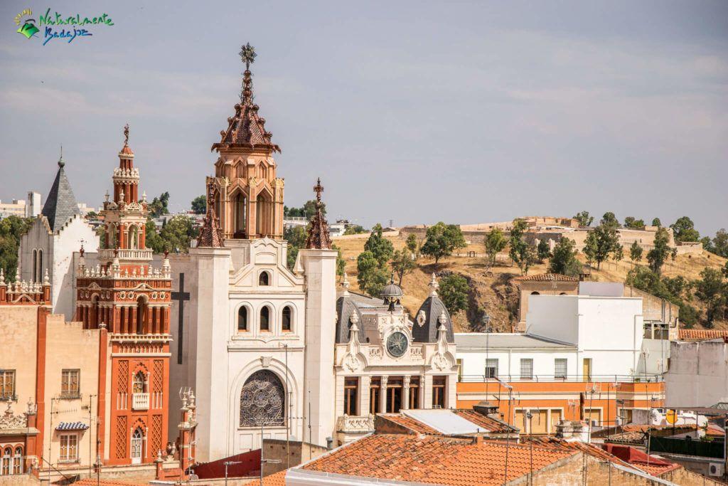 Turismo Badajoz, Extremadura
