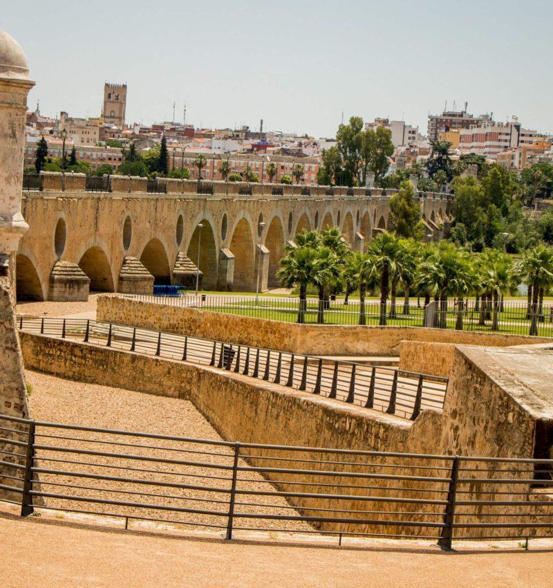 Puente viejo de Badajoz