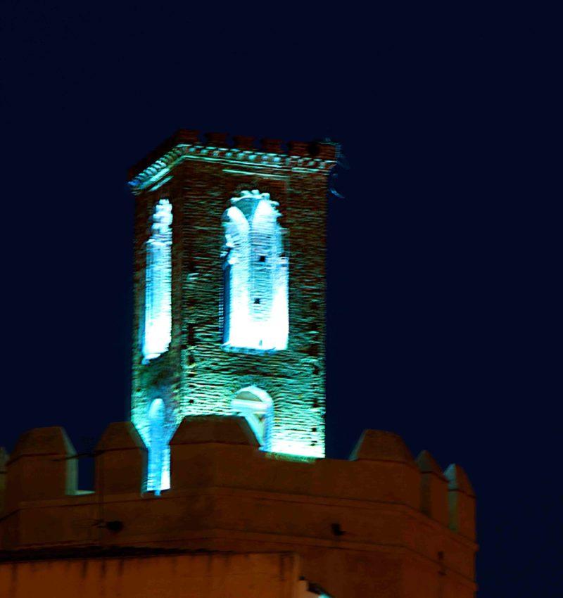 Torre icono de Badajoz
