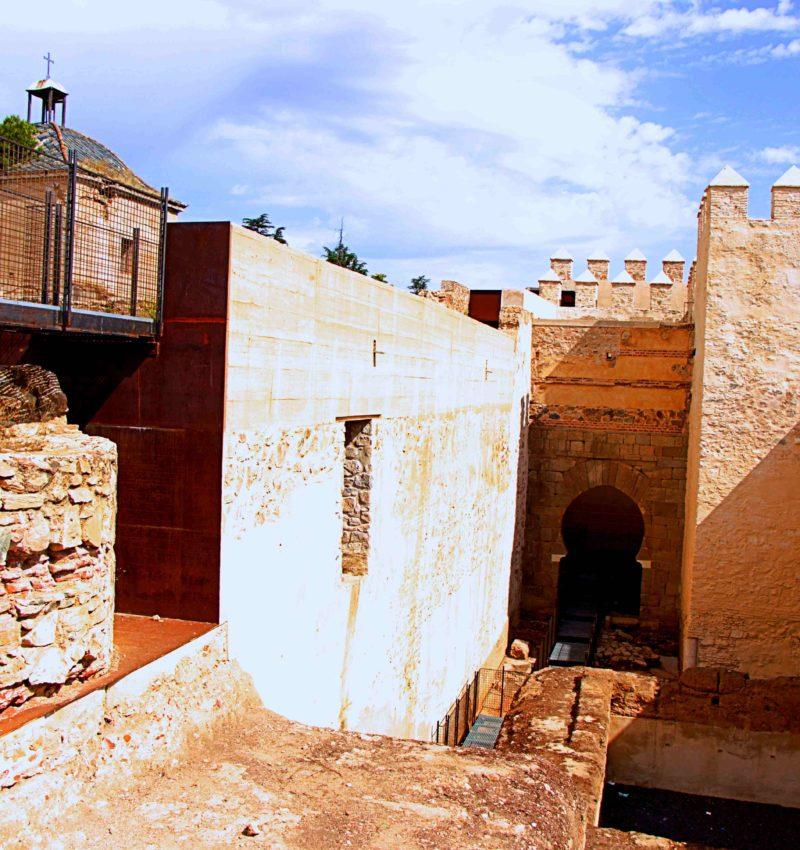 De ruta virtual por La Alcazaba de Badajoz